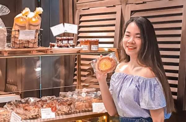 Review Tiệm Bánh Ngọt Xinh Xắn 28 Thanh Niên - Paris Baguette 2