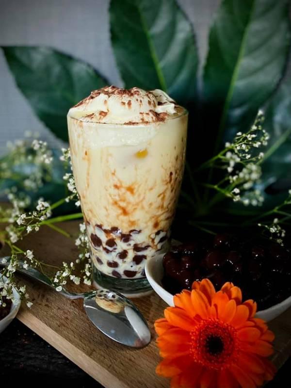 [Công Thức] Trà Sữa TRÂN CHÂU ĐƯỜNG ĐEN Topping Mouse Phô mai 3