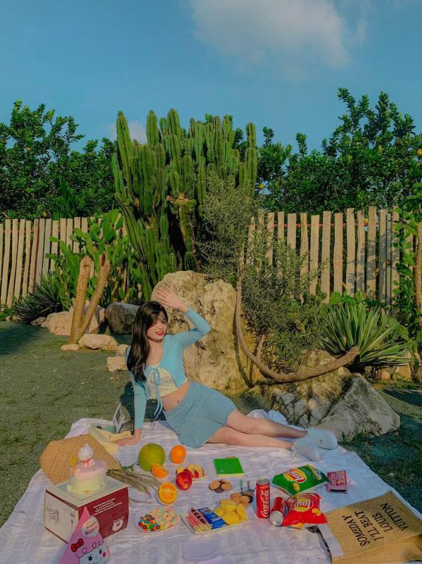 [Review] - Khu Vườn Cactus, Vườn Cacti Zone - Chân cầu Nhật Tân 5