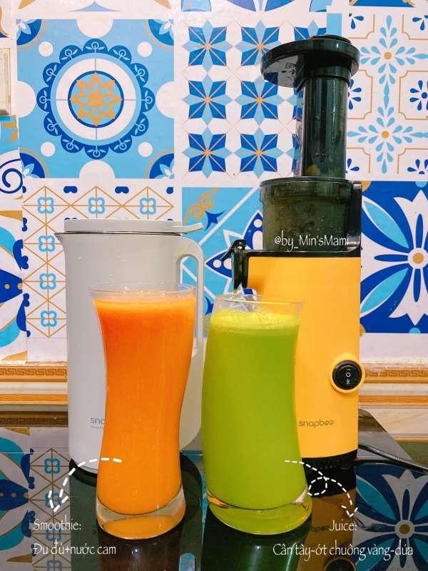 Tìm hiểu về NƯỚC ÉP trái cây - Tổng hơp 59 công thức nước ép hoa quả 16