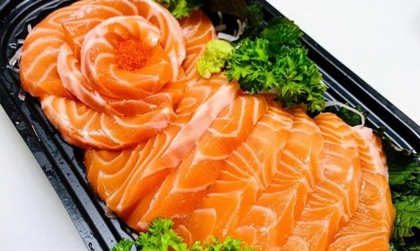 Địa chỉ ăn Sushi ngon, Sussert - Fusion Sushi Takeaway 11