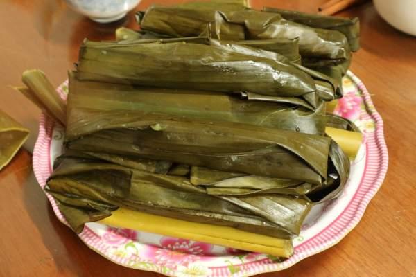 Cách làm Bánh Lá Răng Bừa, Chuẩn vị Thanh Hóa 53