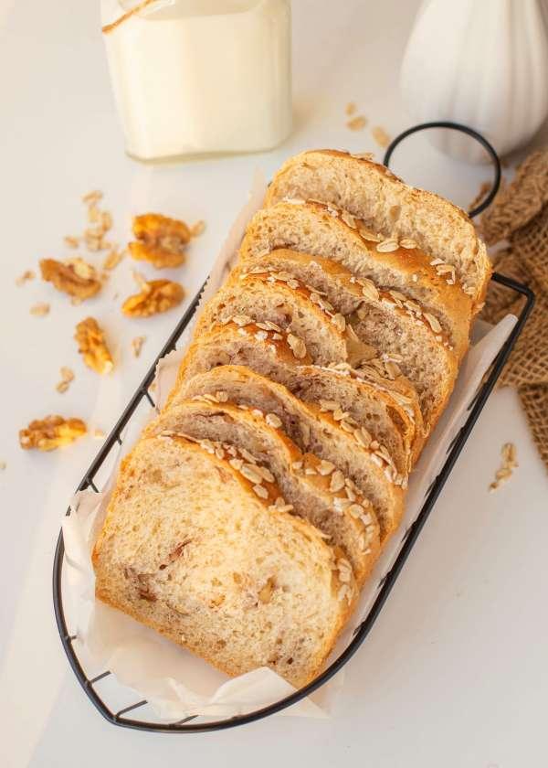 Công thức Bành mì sốt mỡ hành, Bánh mì nhân thịt xá xíu, Bánh mì nhân mochi, trứng muối .. 5