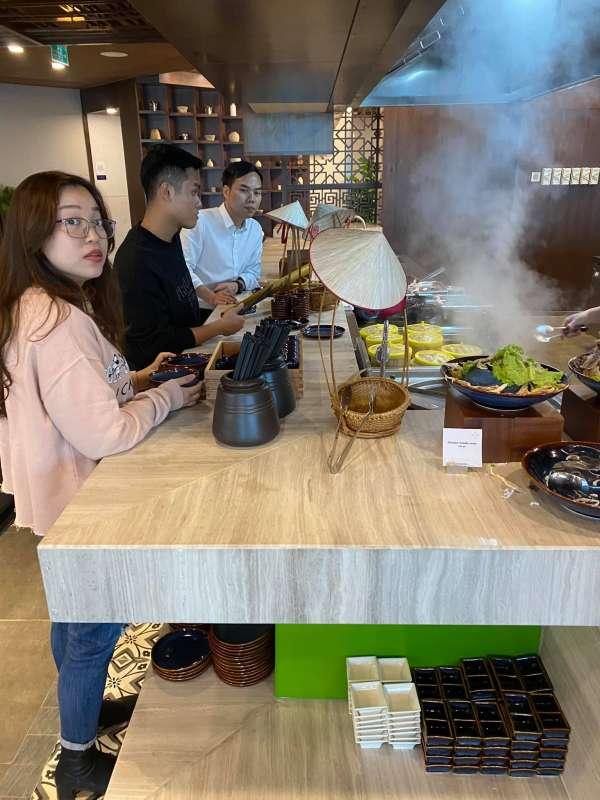 [Review] - Buffe ở Novotel Hn ( Thái Hà ) 5