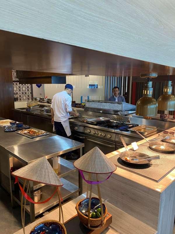 [Review] - Buffe ở Novotel Hn ( Thái Hà ) 2
