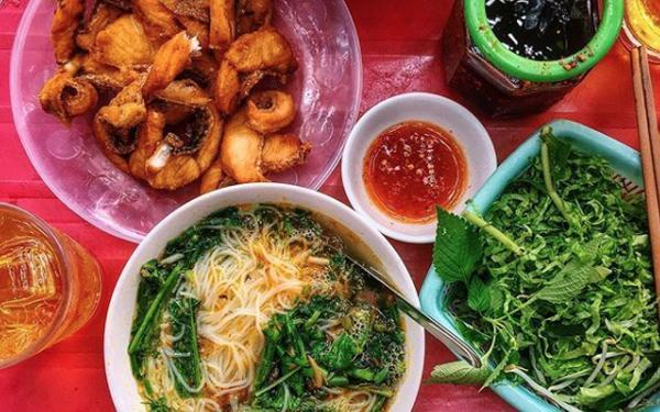 [Review] - Bún Cá Chấm, 30 Nguyễn Thái Học, ăn được 2