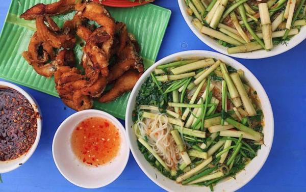 [Review] - Bún Cá Chấm, 30 Nguyễn Thái Học, ăn được 59