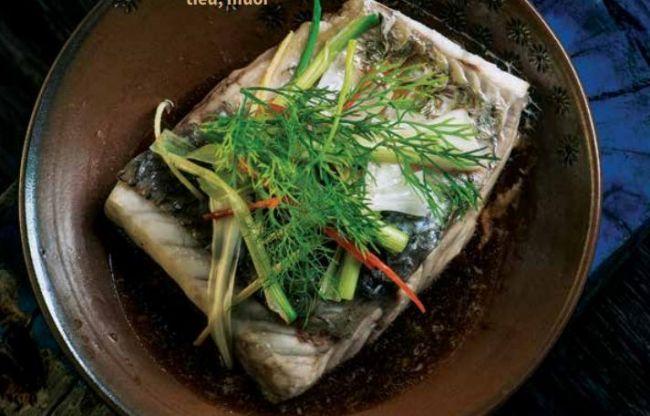 Cách làm món Cá vược hấp xì dầu - Cá vược làm món gì ? 9