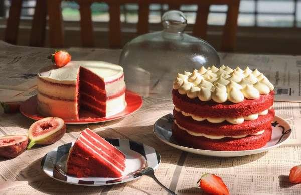 Cách làm Bánh Red Velvet cheesecake thơm ngon mềm mịn 24