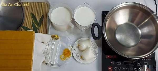 Cách làm Sữa Chua đóng túi cực ngon 3