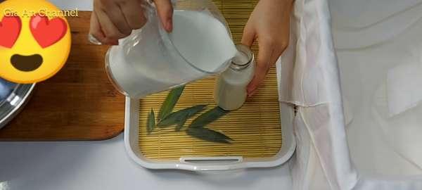Cách làm Sữa Chua đóng túi cực ngon 7