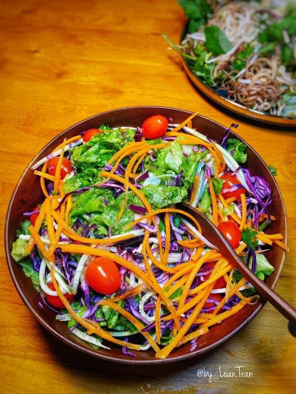 Tổng hợp 11 công thức Cách làm món Salat ngon xịn mịn, Salat đẹp da 7