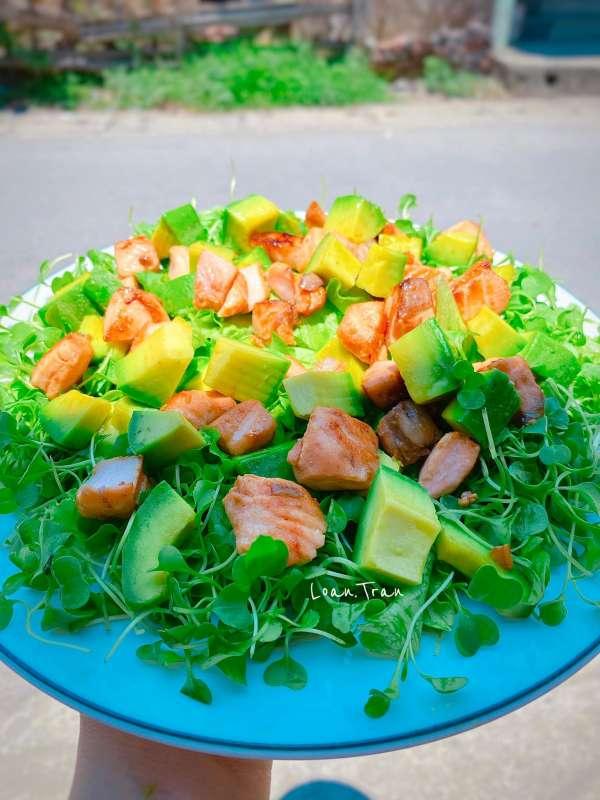 Tổng hợp 11 công thức Cách làm món Salat ngon xịn mịn, Salat đẹp da 10