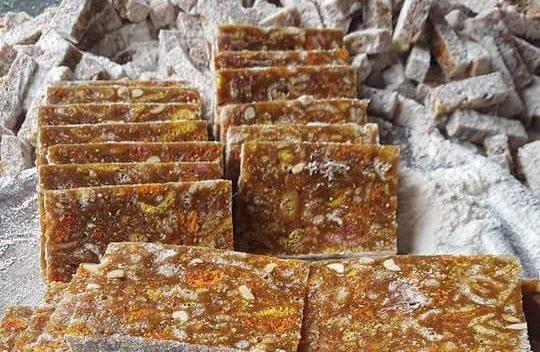 [Công Thức] Cách làm Kẹo Chè Lam thơm ngon 58