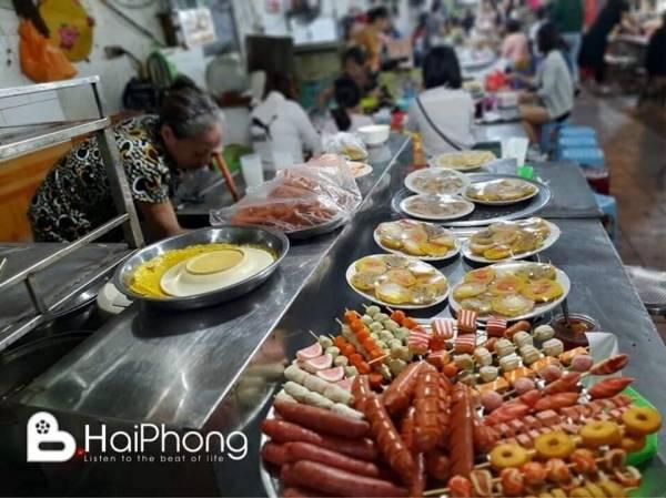 Lịch Trình Cụ Thể Cho FOODTOUR HẢI PHÒNG - 1 ngày 3