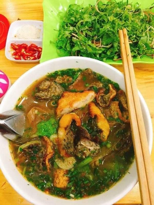 Lịch Trình Cụ Thể Cho FOODTOUR HẢI PHÒNG - 1 ngày 4