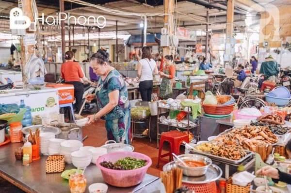 Lịch Trình Cụ Thể Cho FOODTOUR HẢI PHÒNG - 1 ngày 8