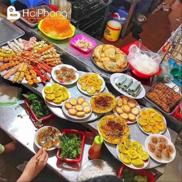 Lịch Trình Cụ Thể Cho FOODTOUR HẢI PHÒNG - 1 ngày 2
