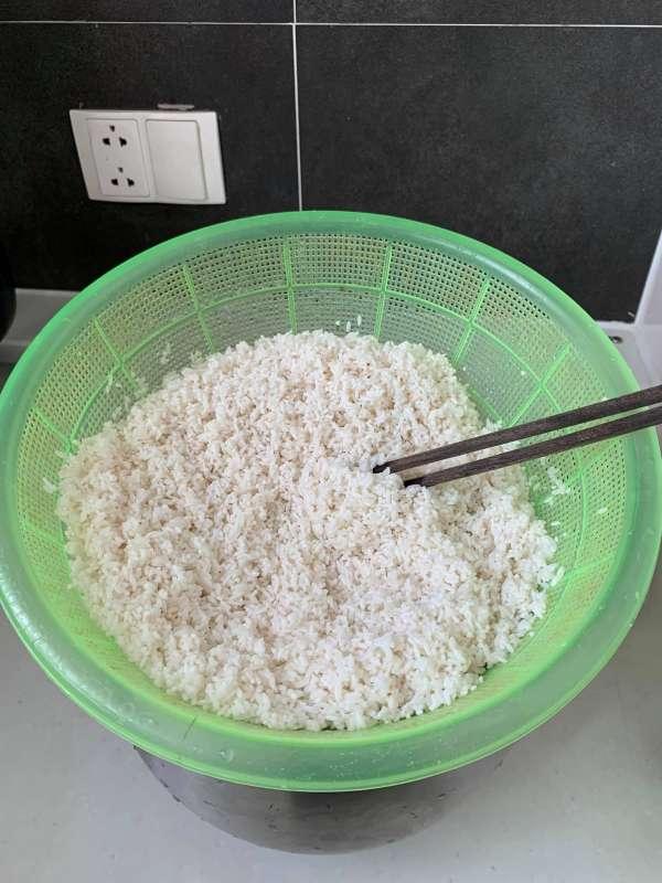 Cách làm Bánh Nghệ, món ngon đặc trưng Thái Bình 5