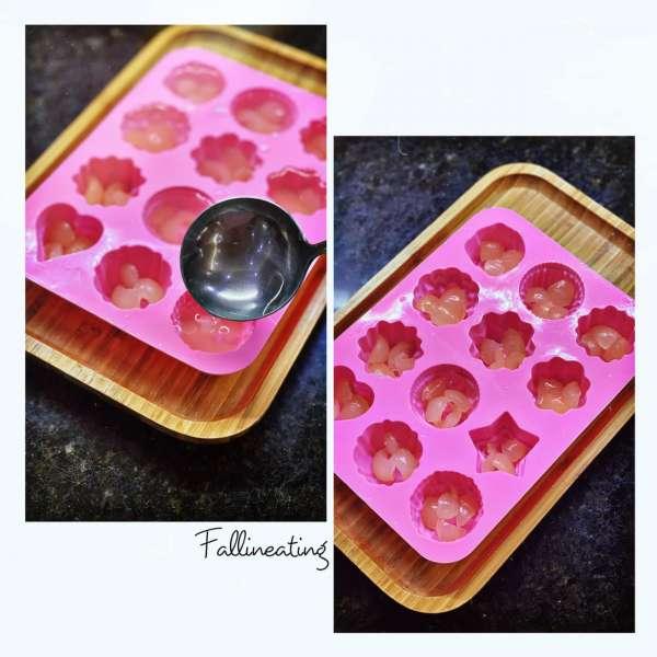 Cách làm Thạch Nhãn Dừa Tươi - Bí quyết làm thạch nhãn cực ngon 10