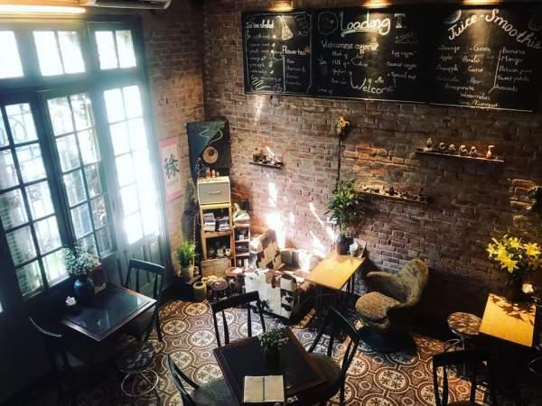 [Review] Loading T café, 8 Chân Cầm, Hàng Trống, Hoàn Kiếm, HN 2