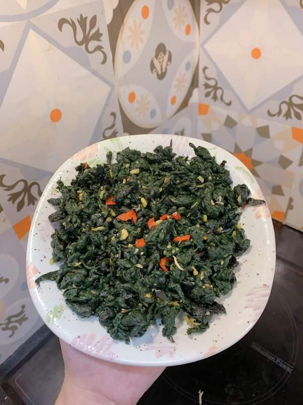 Rêu có ăn được không ? Cách làm món Rêu theo phong cách dân tộc 5