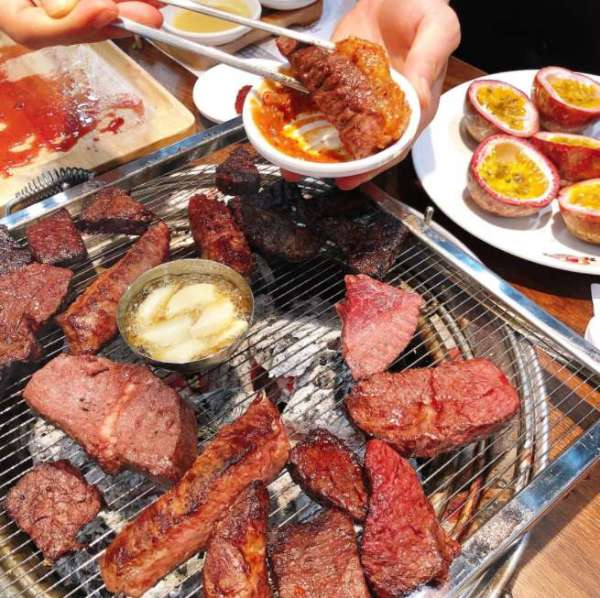 Review - Meat Plus Trung Yên, Buffet nướng Cầu Giấy ngon chất lượng 5