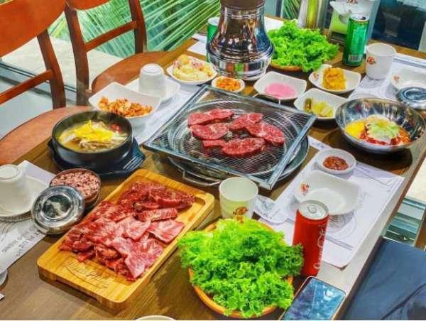 Review - Meat Plus Trung Yên, Buffet nướng Cầu Giấy ngon chất lượng 1