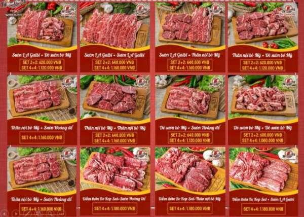 Review - Meat Plus Trung Yên, Buffet nướng Cầu Giấy ngon chất lượng 7