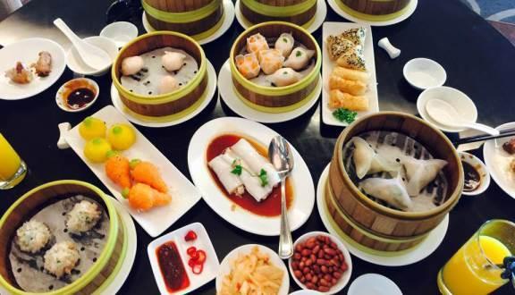 [Góc Chê] - Review Nhà hàng Ming - Pan Pacific 1