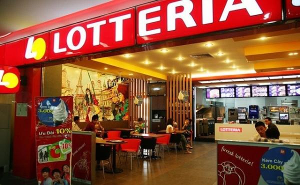 [Review] - Lotteria Huỳnh Thúc Kháng, Chấm bao nhiêu cho điểm dịch vụ ? 60