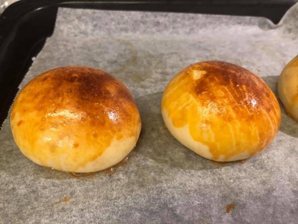 Cách làm bánh mì ngọt hình tròn, Cách làm bánh mì tại nhà ngon 59