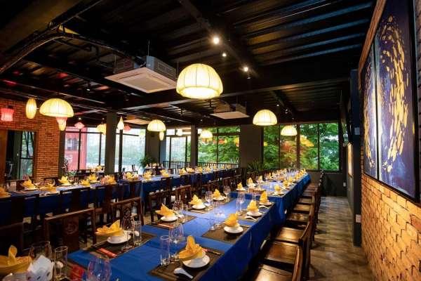Nhà hàng Cửu Ngư Lầu: trải nghiệm ẩm thực đậm chất Á Đông 3