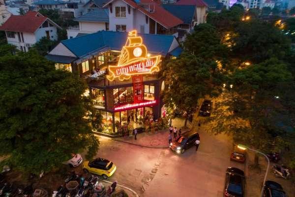 Nhà hàng Cửu Ngư Lầu: trải nghiệm ẩm thực đậm chất Á Đông 2
