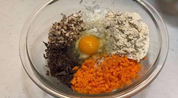 Cách làm Bánh Bao Chay, Bánh Bao DIET giảm cân, BÁNH BAO BỘT MÌ NGUYÊN CÁM 6
