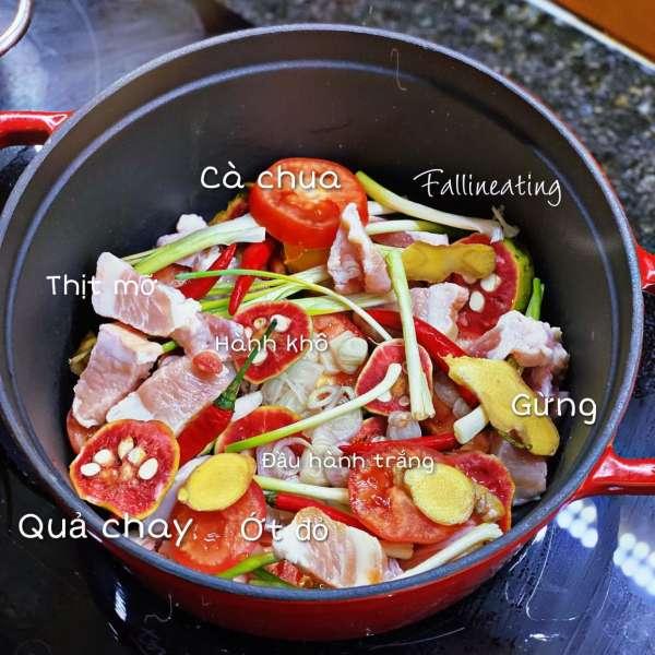 Quả Chay - Các món nấu với Quả Chay 7