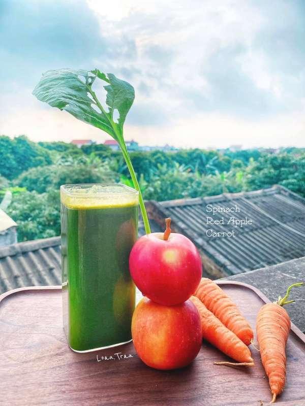 Tìm hiểu về NƯỚC ÉP trái cây - Tổng hơp 59 công thức nước ép hoa quả 30
