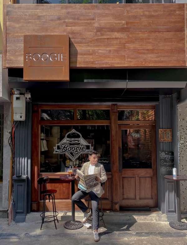 Review Quán Burger - Boogie Burger - 18 Ấu Triệu, Hoàn Kiếm 2