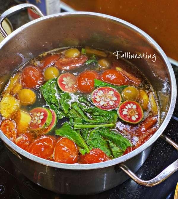 Quả Chay - Các món nấu với Quả Chay 4