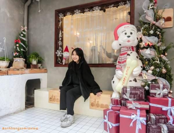 Địa điểm đẹp Checkin Noel Giáng Sinh 2020 - 2021 - Christmas is Coming 12