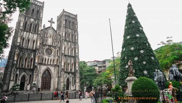 Địa điểm đẹp Checkin Noel Giáng Sinh 2020 - 2021 - Christmas is Coming 13