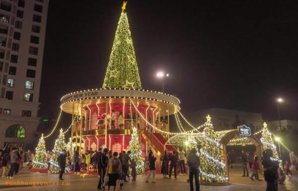 Địa điểm đẹp Checkin Noel Giáng Sinh 2020 - 2021 - Christmas is Coming 14