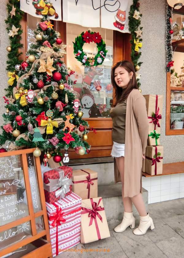 Địa điểm đẹp Checkin Noel Giáng Sinh 2020 - 2021 - Christmas is Coming 5