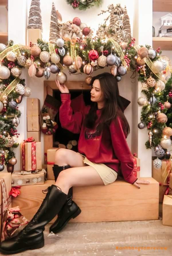 Địa điểm đẹp Checkin Noel Giáng Sinh 2020 - 2021 - Christmas is Coming 6