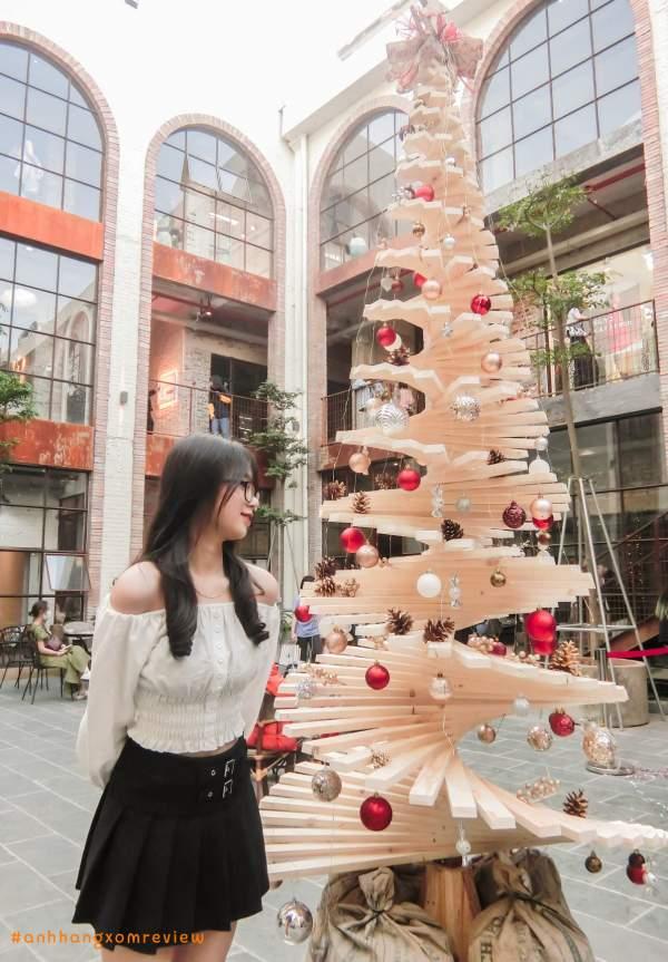 Địa điểm đẹp Checkin Noel Giáng Sinh 2020 - 2021 - Christmas is Coming 9