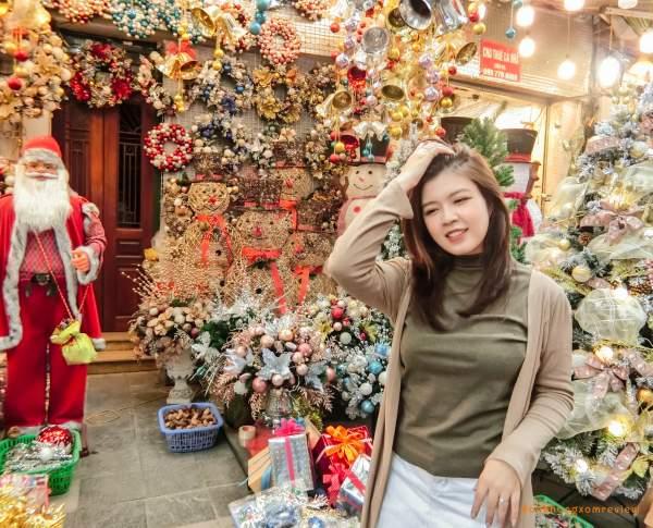 Địa điểm đẹp Checkin Noel Giáng Sinh 2020 - 2021 - Christmas is Coming 2