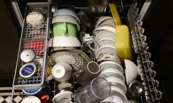 Review Máy Rửa Bát - Kinh Nghiệm, Mẹo khi dùng máy rửa bát 66
