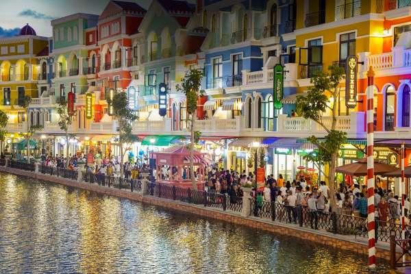 Review Phú Quốc United Center - Siêu quần thể nghỉ dưỡng - Thành phố không ngủ 13