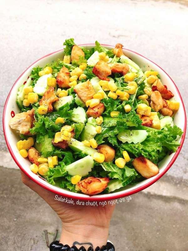 Tổng hợp 11 công thức Cách làm món Salat ngon xịn mịn, Salat đẹp da 11