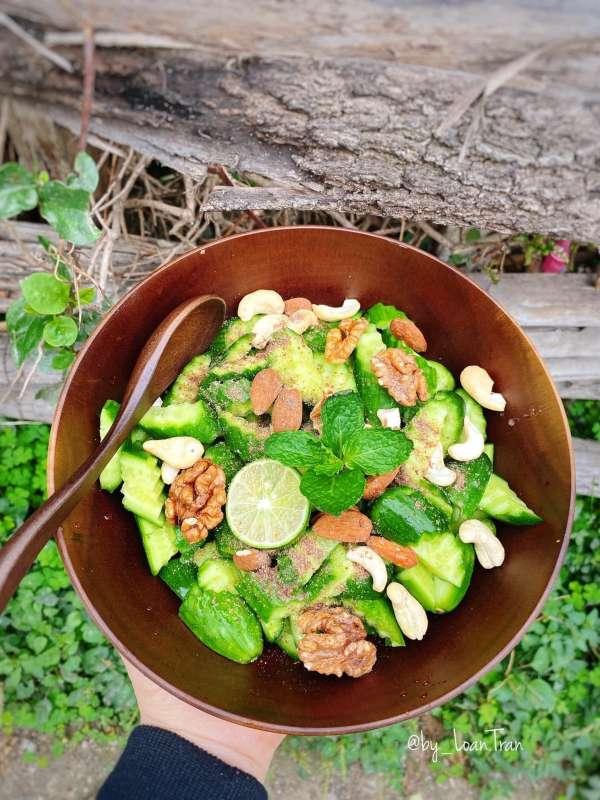 Tổng hợp 11 công thức Cách làm món Salat ngon xịn mịn, Salat đẹp da 8